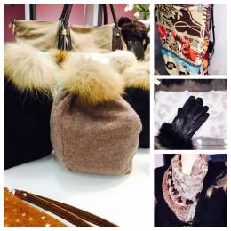 Rose De Coton bonnets et gants
