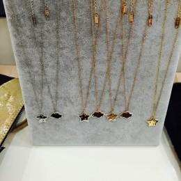 Rose De Coton collier bijoux